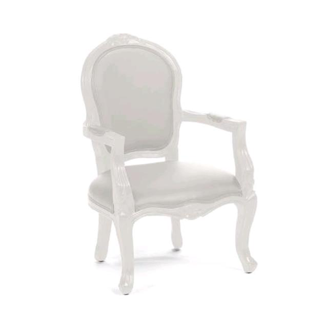 Where to find WHITE WINDSOR CHAIR in Tulsa