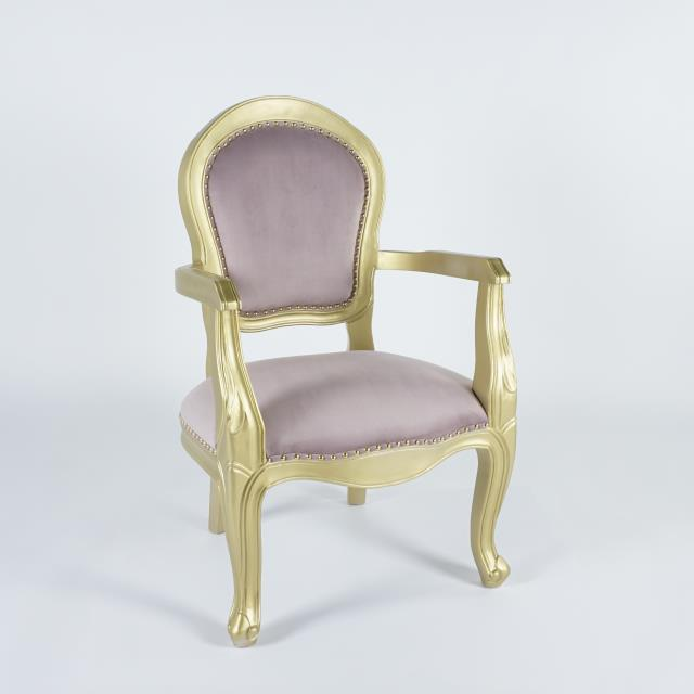 Where to find GOLD   DUSTY ROSE WINDSOR CHAIR in Tulsa