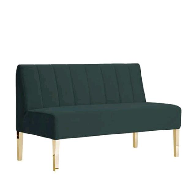 Where to find EMERALD   GOLD KINCAID LOVESEAT in Tulsa