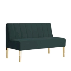 Rental store for EMERALD   GOLD KINCAID LOVESEAT in Tulsa OK