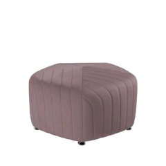 Rental store for PEWTER MINI   BIGGY KINCAID OTTOMAN in Tulsa OK