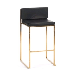 Rental store for PARAMOUNT GOLD   BLACK STOOL in Tulsa OK