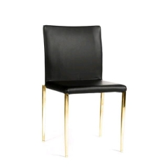 Rental store for DELANO GOLD   BLACK CHAIR in Tulsa OK