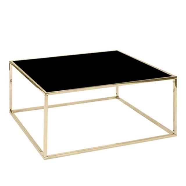 Where to find Carleton Gold   Black Frame Table in Tulsa