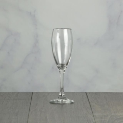 Rental store for Glassware Fluted Champagne 6.5oz Rack 36 in Tulsa OK