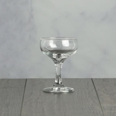 Rental store for Glassware Champagne Bowl Rack of 25 in Tulsa OK