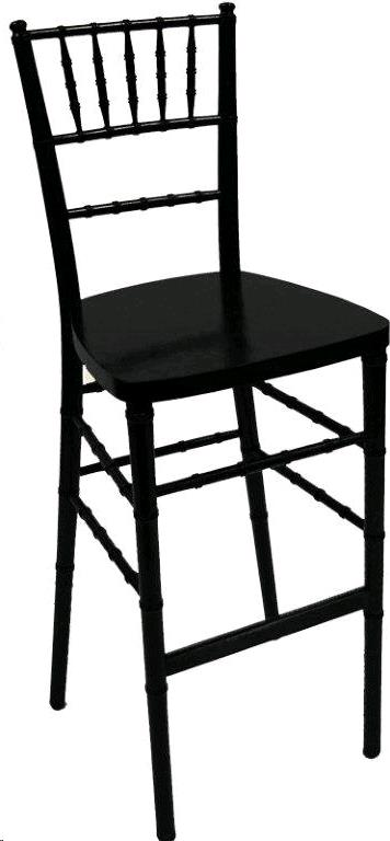 Where to find Barstool Black Chiavari in Tulsa