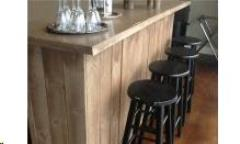 Rental store for Bar Pallet Wood Light Stain 6 in Tulsa OK