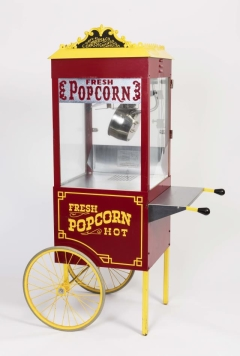 Rental store for Popcorn Machine with Cart in Tulsa OK