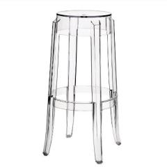 Rental store for Barstool Ghost Clear Acrylic in Tulsa OK