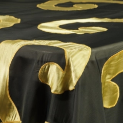Rental store for BLACK WITH GOLD FANTASY SWIRL in Tulsa OK