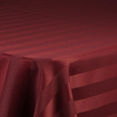 Rental store for BURGUNDY SATIN STRIPE in Tulsa OK