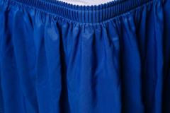 Rental store for ROYAL BLUE POLY SKIRTING in Tulsa OK