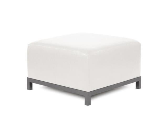 Where to find AXIS OTTOMAN AVANTI WHITE in Tulsa