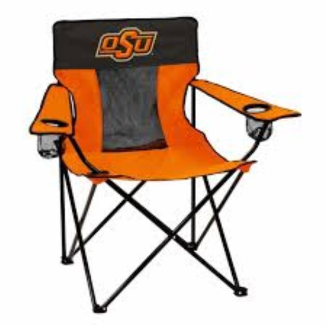 Where To Find Chair OSU Lawn Chair In Tulsa