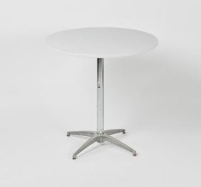 Kwik Cover Inch Round White Rentals Tulsa OK Where To Rent Kwik - 56 inch round table